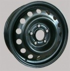 Диск ТЗСК 6.0x15/5*100 ЕT38 D57.1 BLACK (Volkswagen Polo)