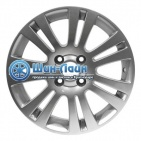 Диск Alfa Wheels GM13 R15 6/4*100 Sil ET45 d56.6