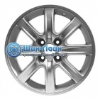 Диск Alfa Wheels GM36 R15 6/4*100 Sil ET49 d56.6