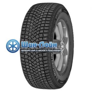 Автошина Michelin 265/60/18 Latitude X-Ice North LXIN2 114T XL шип. фото 444330