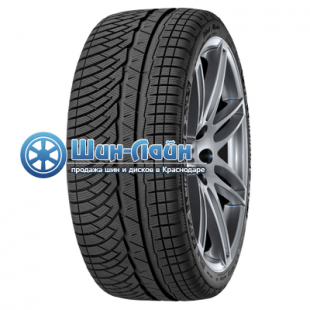 Автошина Michelin 235/45/17 Pilot Alpin PA4 97V XL фото 444195