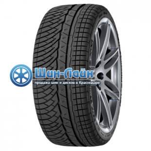 Автошина Michelin 235/50/17 Pilot Alpin PA4 100V XL фото 445233